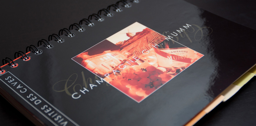 Guide visite des caves Mumm